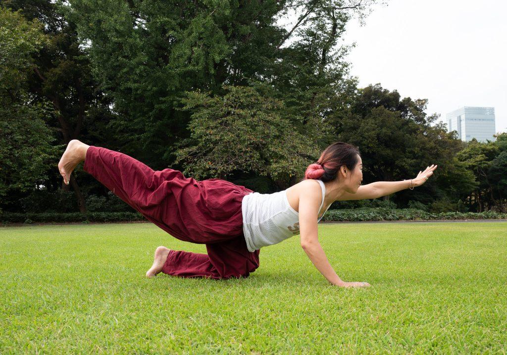 ヨガ|プロフィール|撮影|写真|東京広尾|yoga